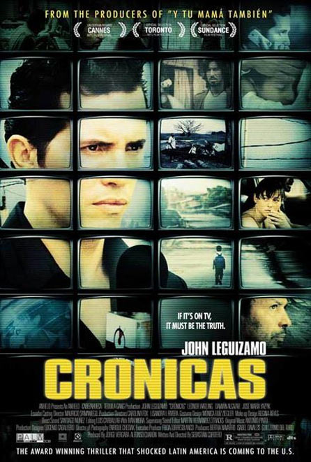 Cronicas Poster #1