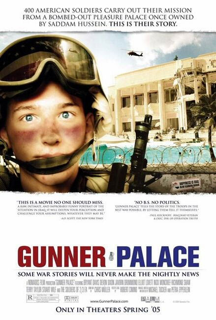 Gunner Palace Poster