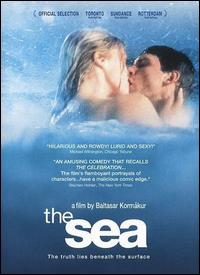 The Sea Poster