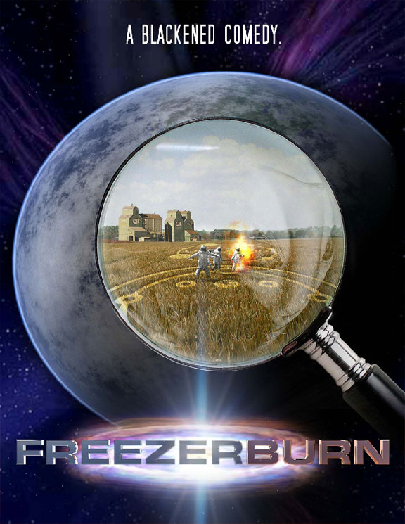 Freezer Burn: The Invasion of Laxdale Poster #1