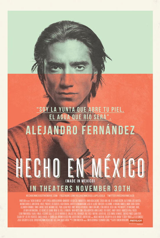 Hecho en Mexico Poster