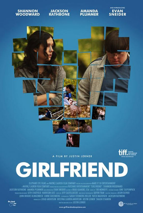 Girlfriend Poster #2