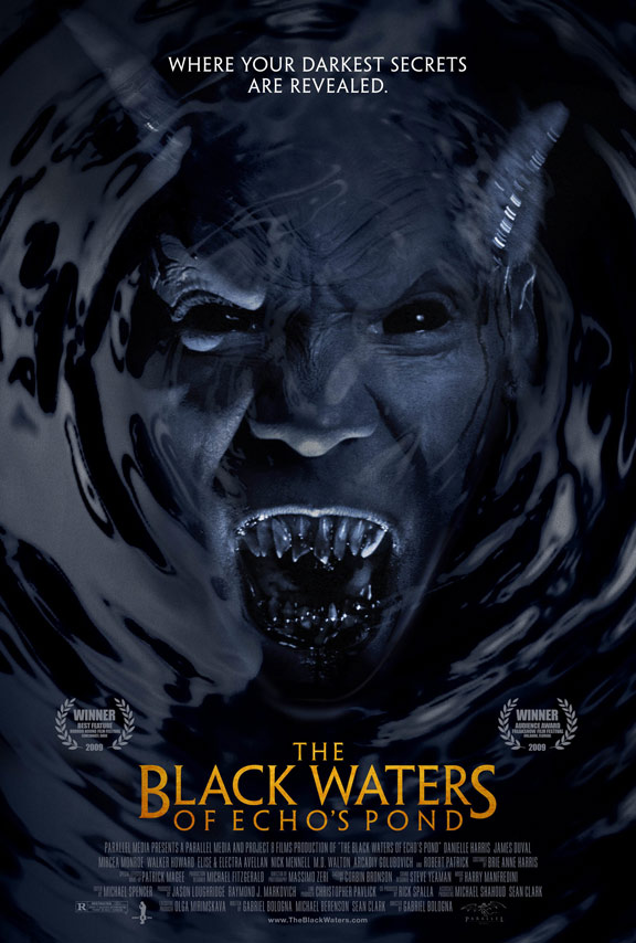 The Black Waters of Echo's Pond Poster #1