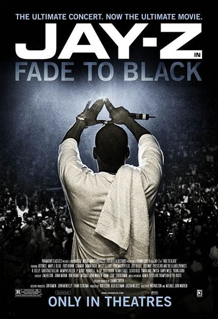 Fade to Black Poster #1