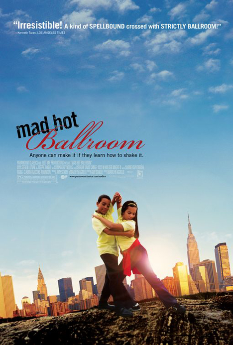 Mad Hot Ballroom Poster #1
