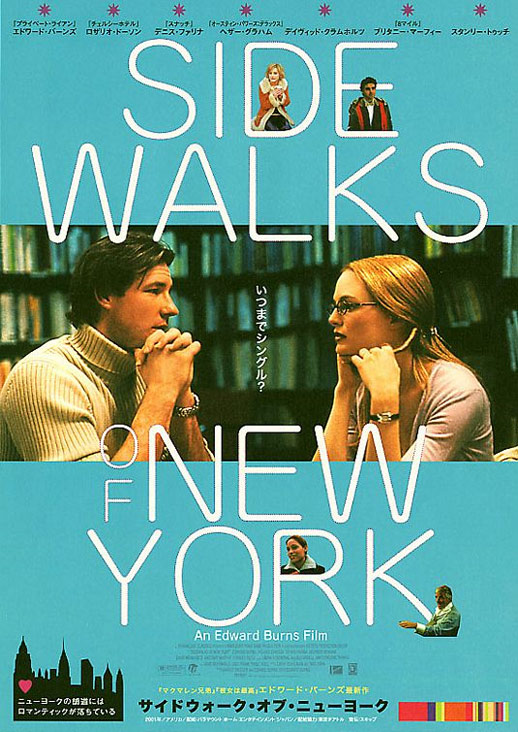Sidewalks of New York Poster #2