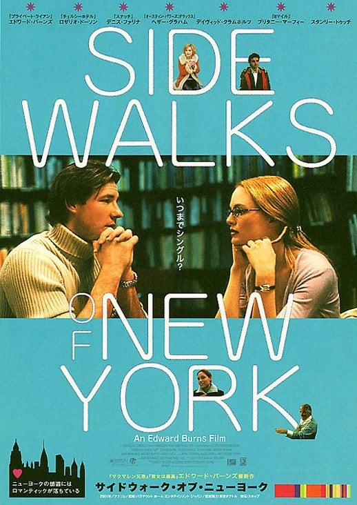 Sidewalks of New York Poster #2