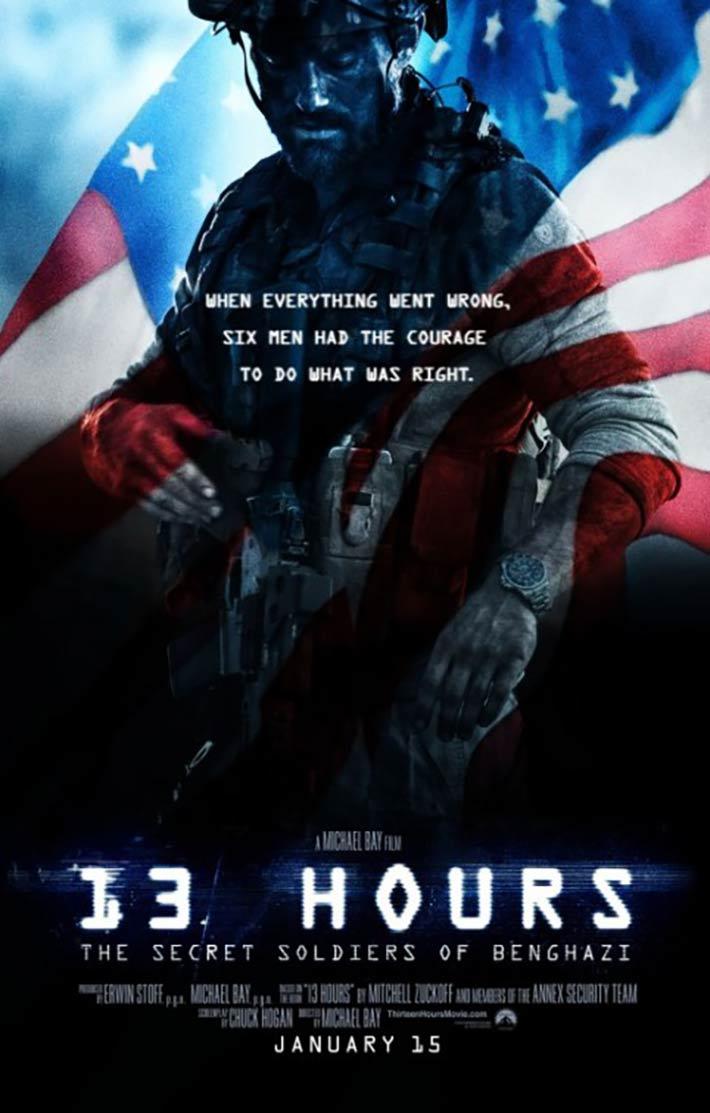13 Hours The Secret Soldiers Of Benghazi Online