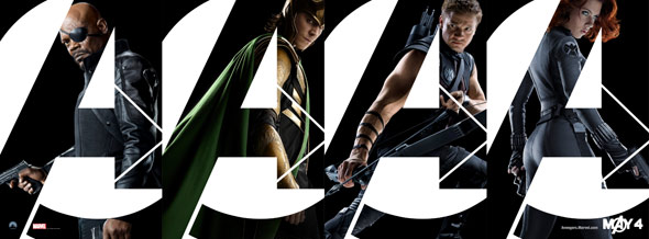 The Avengers Poster #11