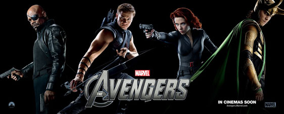 The Avengers Poster #13