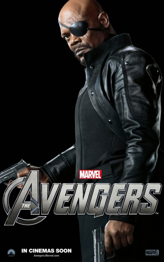 The Avengers Poster #16