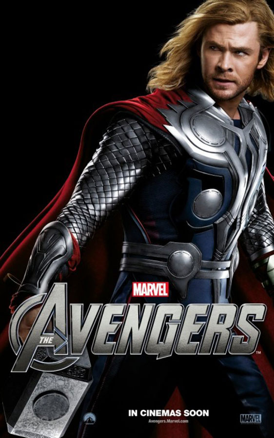 The Avengers Poster #19