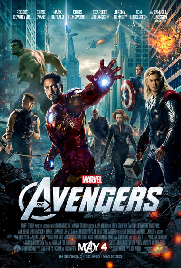 The Avengers Poster #22
