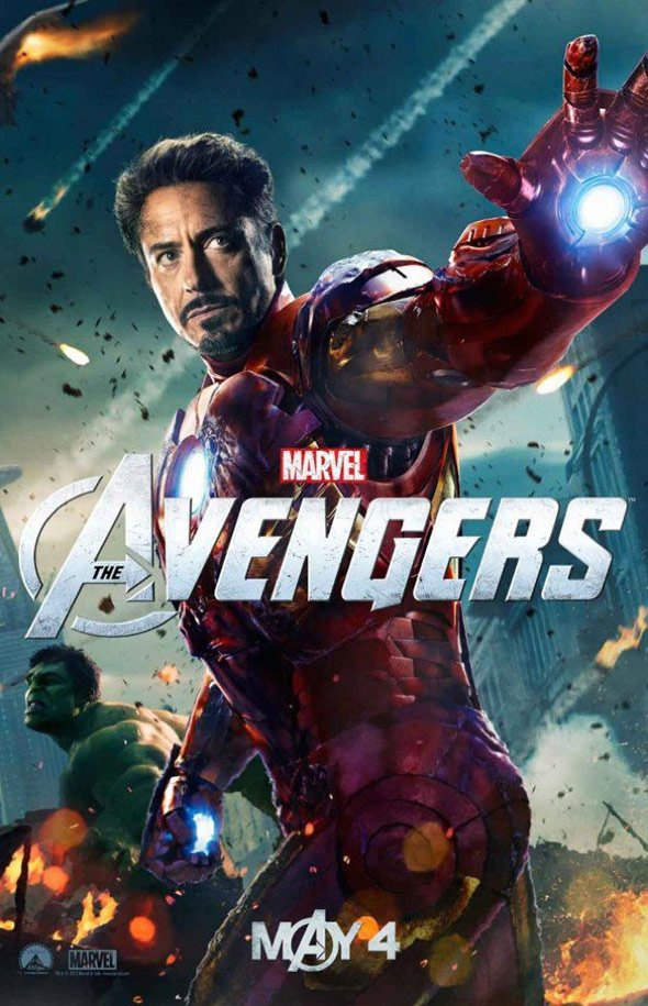 The Avengers Poster #25
