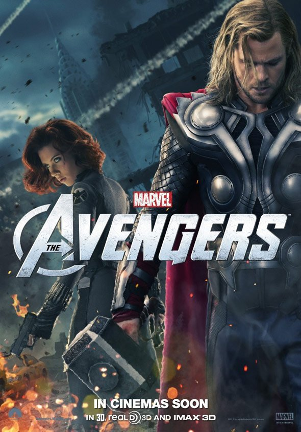 The Avengers Poster #27