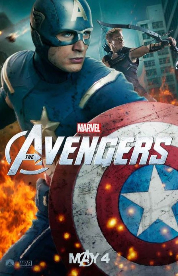 The Avengers Poster #28
