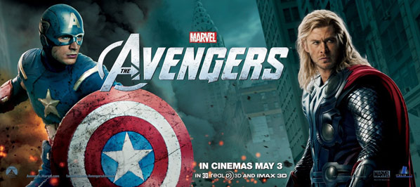 The Avengers Poster #29