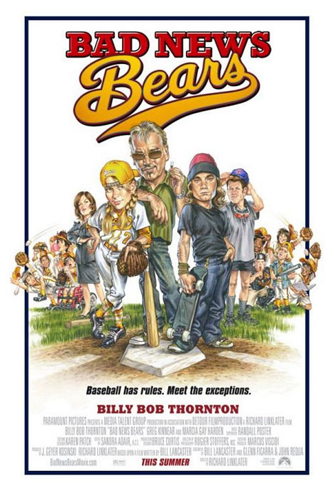 Bad News Bears Poster #1
