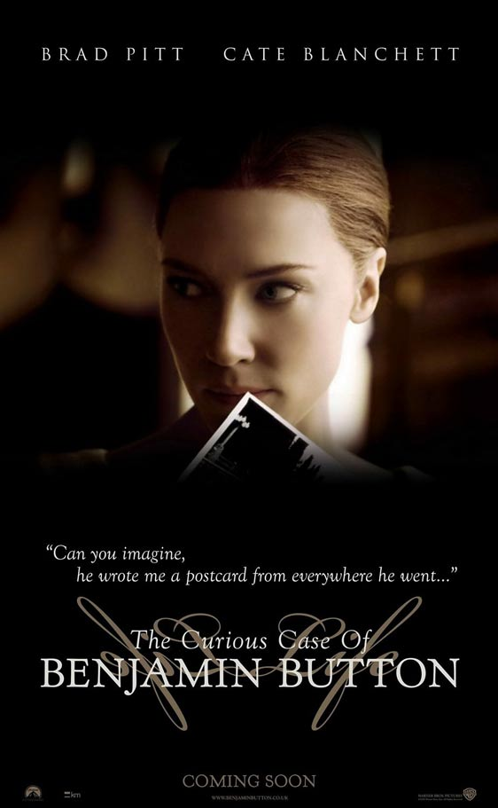 The Curious Case of Benjamin Button Poster #8