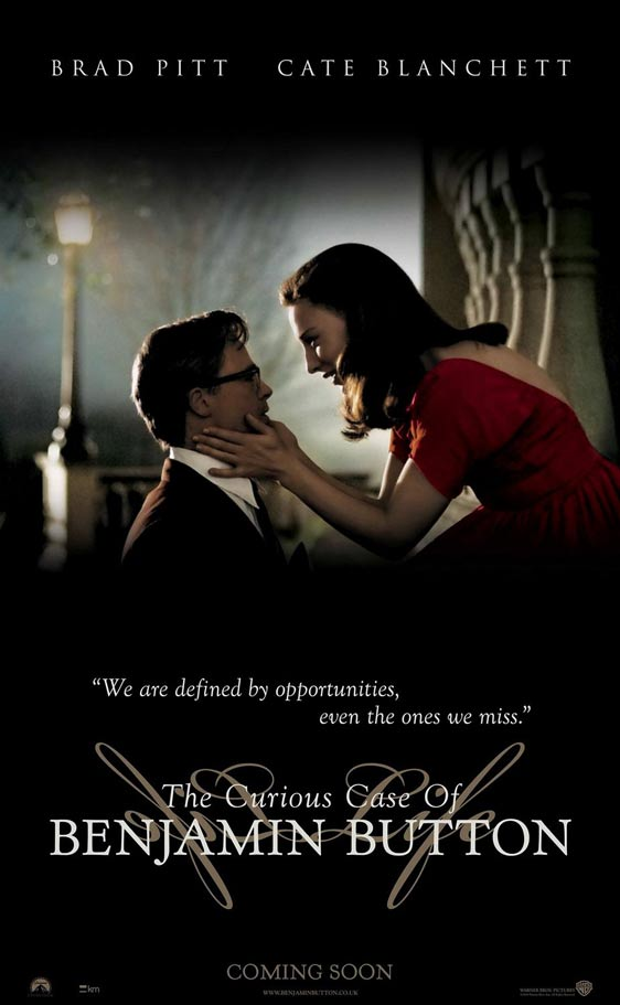 The Curious Case of Benjamin Button Poster #9