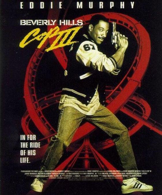Beverly Hills Cop III Poster #2