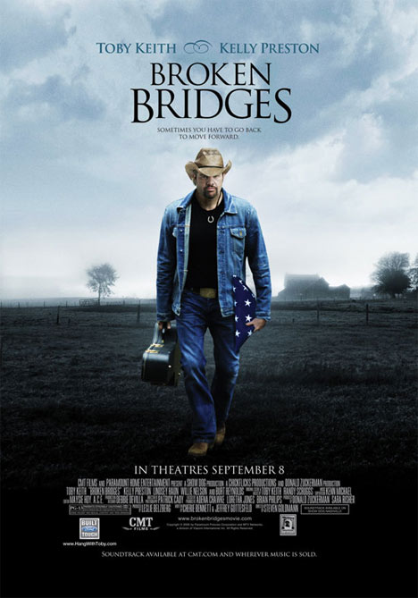 Broken Bridges Poster #1