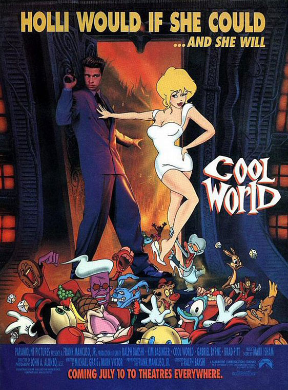 Cool World Poster #2
