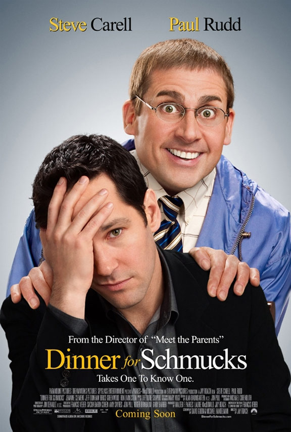 Dinner for Schmucks Poster #2
