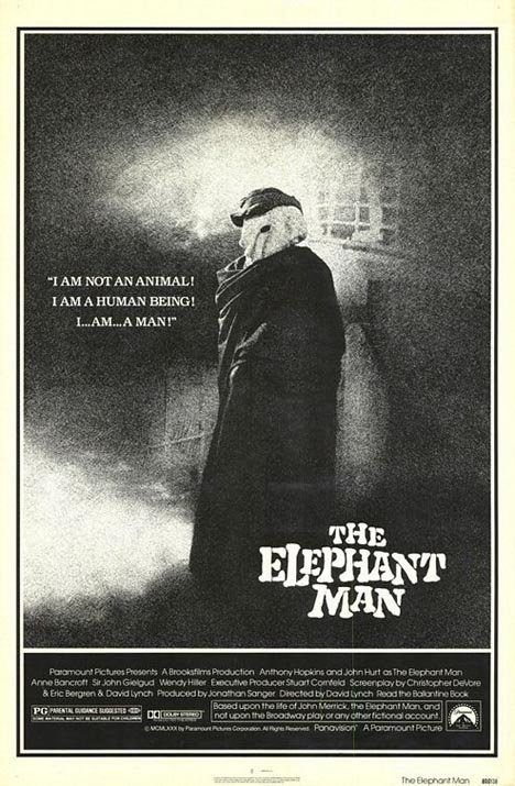 The Elephant Man Poster #1