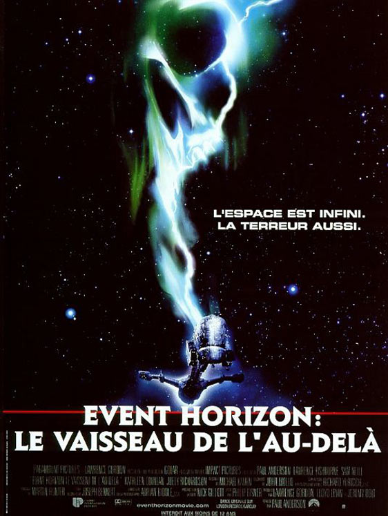 Event Horizon Poster #3