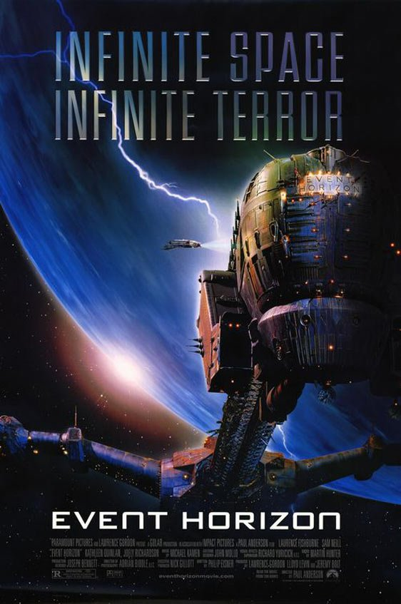 Event Horizon Poster #4