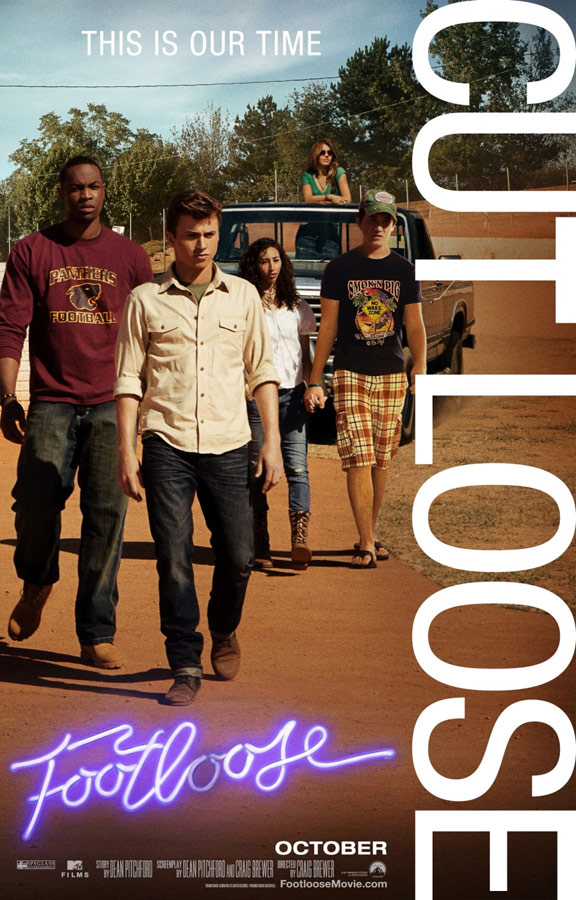 Footloose Poster #3