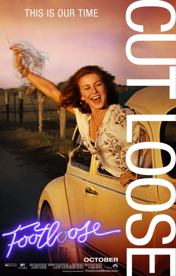 Footloose Poster #4