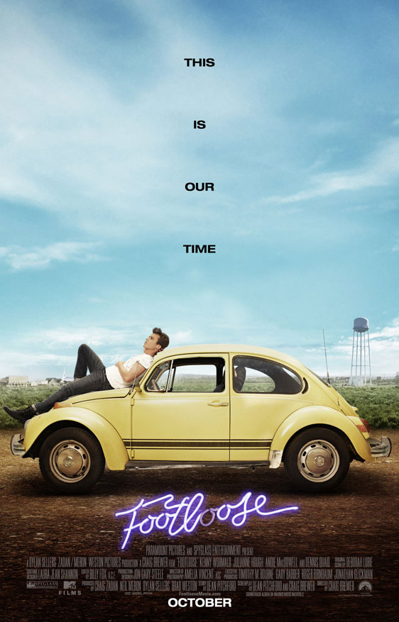Footloose Poster #1