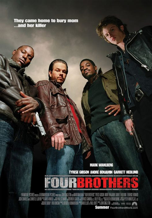 Four Brothers Poster #1