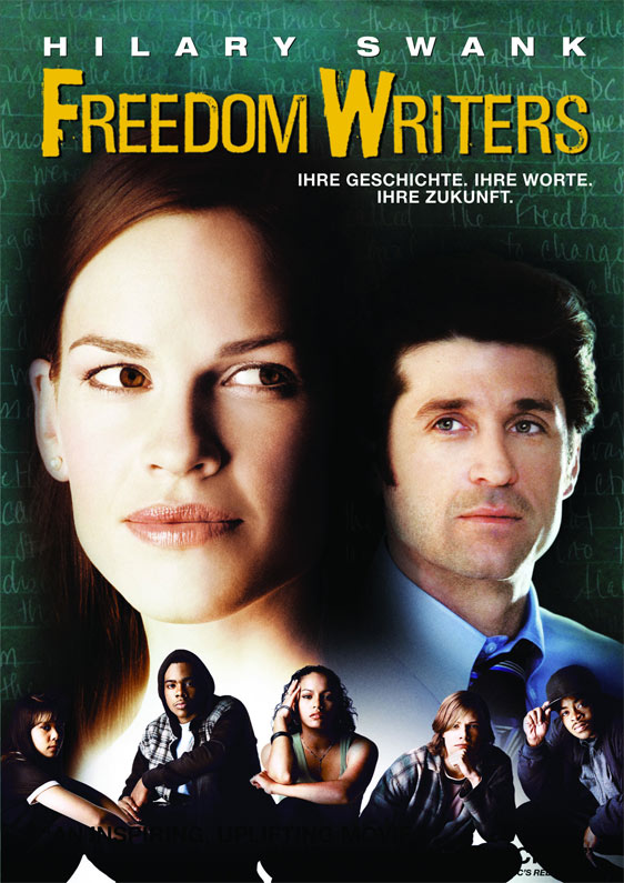 Freedom Writers Poster #3