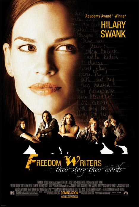 Freedom Writers Poster #1