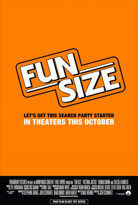 Fun Size Poster #1