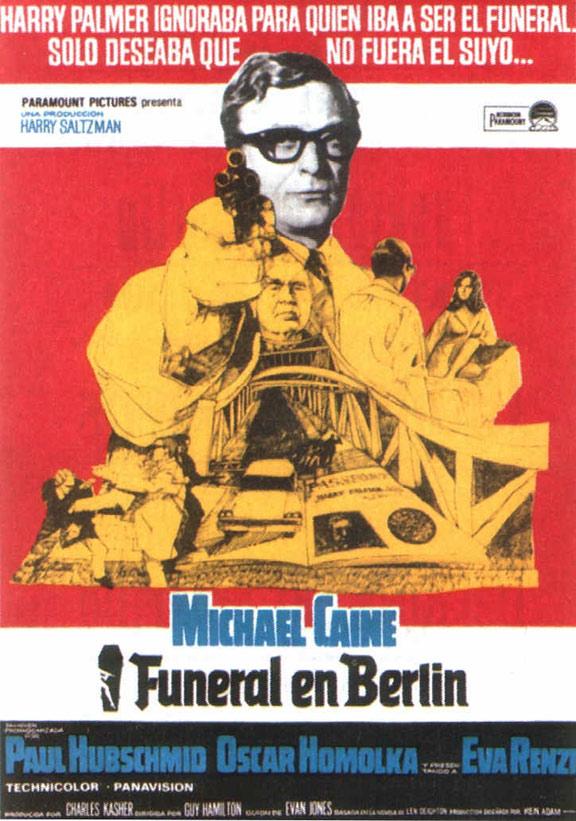 Funeral in Berlin Poster #2