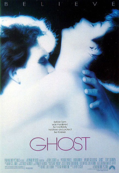 Ghost Poster #1