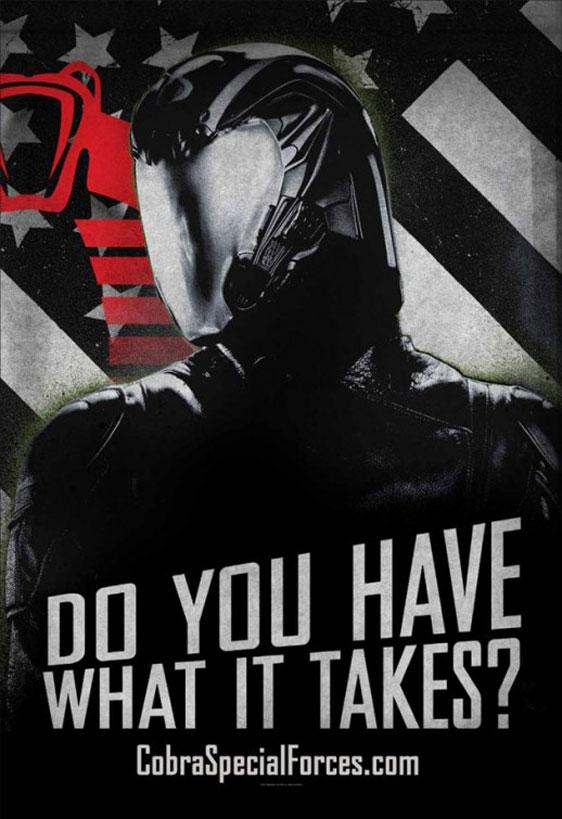 G.I. Joe 2: Retaliation Poster #28