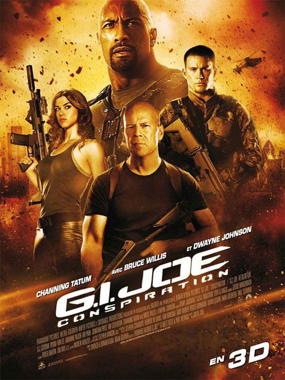 G.I. Joe 2: Retaliation Poster #29