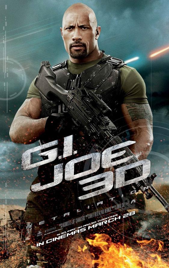 G.I. Joe 2: Retaliation Poster #32
