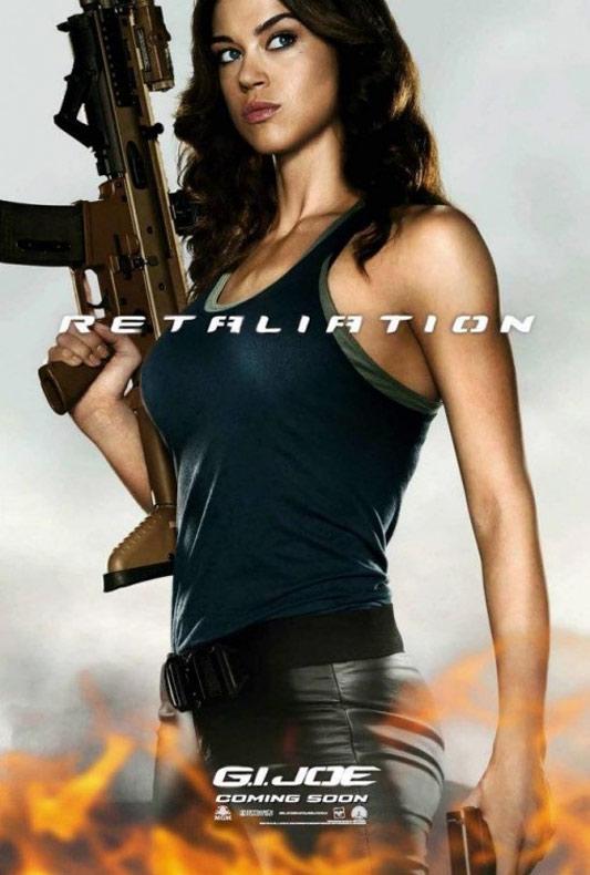 G.I. Joe 2: Retaliation Poster #4