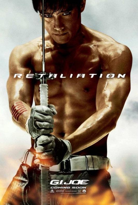 G.I. Joe 2: Retaliation Poster #6