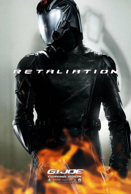 G.I. Joe 2: Retaliation Poster #8