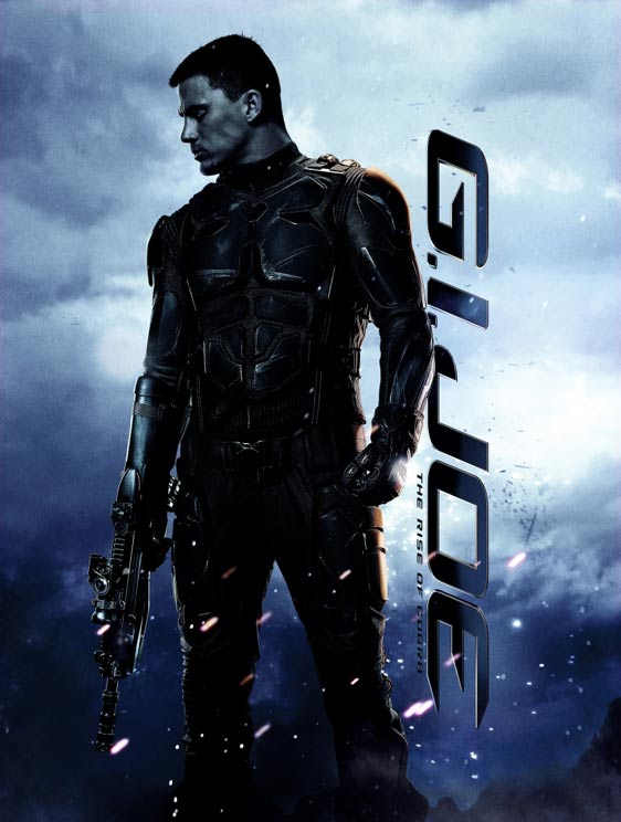 G.I. Joe: The Rise of Cobra Poster #12