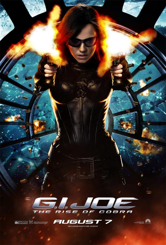 G.I. Joe: The Rise of Cobra Poster #15