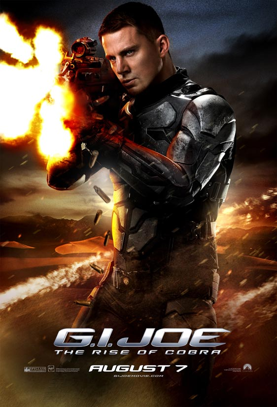 G.I. Joe: The Rise of Cobra Poster #16