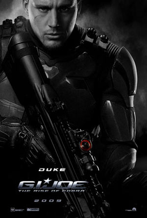 G.I. Joe: The Rise of Cobra Poster #4